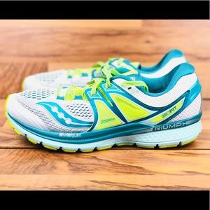 Saucony triumph isofit 3 running shoes